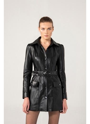 Black Noble Elbise Siyah